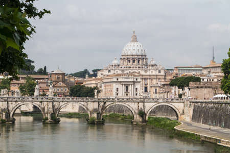 Basilica di San Pietro, Rome Italy Stock Photo - 14810414