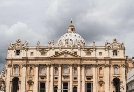 Basilica di San Pietro, Rome Italy Stock Photo - 14810275