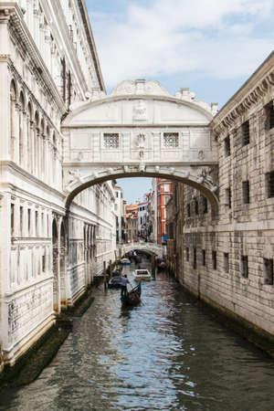 The bridge of sighs - Venice Stock Photo - 14803163