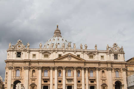 Basilica di San Pietro, Rome Italy Stock Photo - 14851274