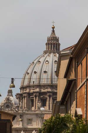 Basilica di San Pietro, Rome Italy Stock Photo - 15020850