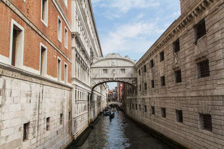 The bridge of sighs - Venice Stock Photo - 15131690
