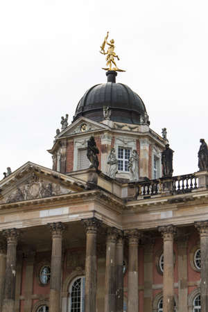 One of the university buildings of Potsdam photo