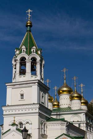 reverential: Giovanni la chiesa battista, Nizhny Novgorod, Russia Archivio Fotografico