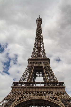 Torre Eiffel de Par�s photo