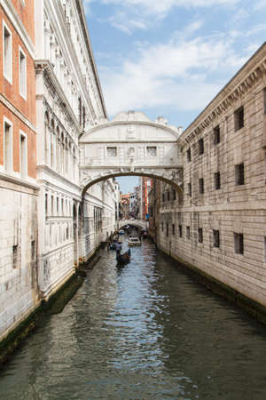 The bridge of sighs - Venice Stock Photo - 16105634