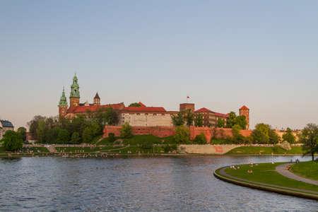 wawel: Royal castle in Wawel, Krarow