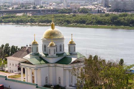 novgorod: Annunciation Monastery in Nizhny Novgorod, Russia