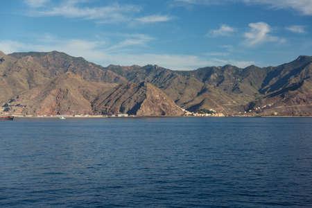 Cliffs of the Los Gigantes (Acantilados de los Gigantes) Tenerife, Spain Stock Photo - 16327802