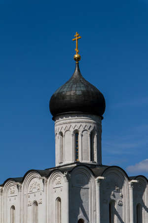 Church of the Intercession on the River Nerl Stock Photo - 16509904
