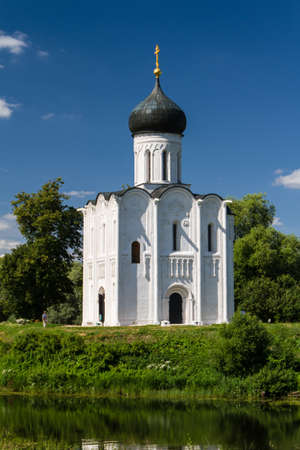Church of the Intercession on the River Nerl photo