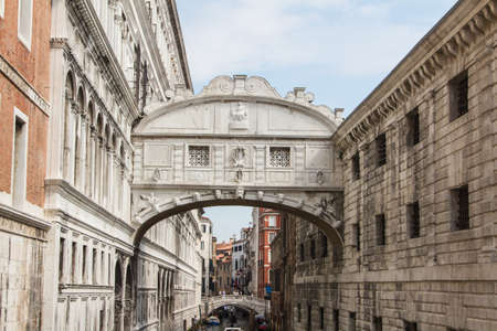 The bridge of sighs - Venice Stock Photo - 16606902