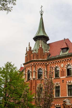 Royal castle in Wawel, Krakow Stock Photo - 16605592