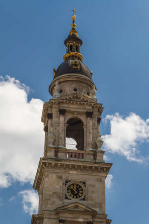 St. Stephen's Basilica in Budapest, Hungary photo