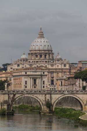 Basilica di San Pietro, Rome Italy Stock Photo - 16607057