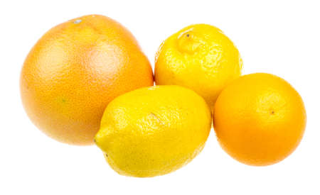 Fruits citrus photo