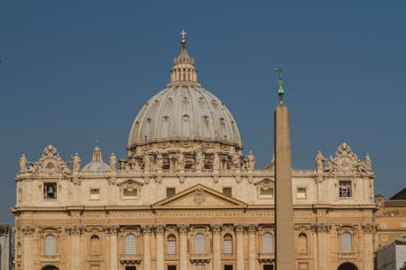 Basilica di San Pietro, Vatican City, Rome, Italy Stock Photo - 16700540