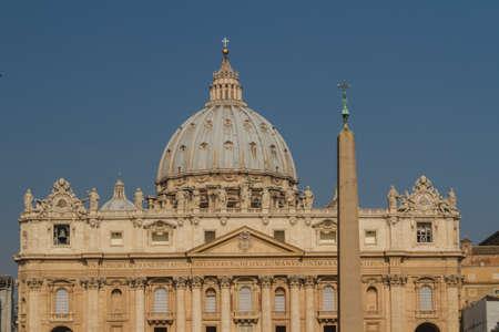 Basilica di San Pietro, Vatican City, Rome, Italy Stock Photo - 16700540