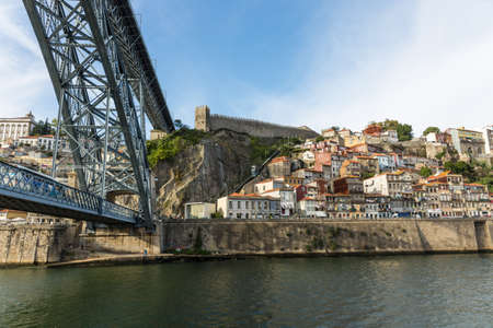 luis: Bridge, Porto River Portugal