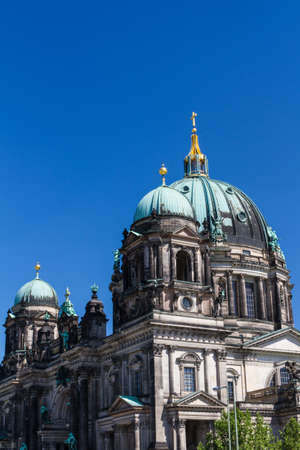 Berlin Cathedral (Berliner Dom) Stock Photo - 16921001