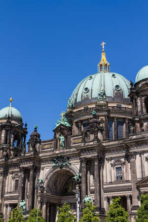 dom: Cath�drale de Berlin (Berliner Dom)