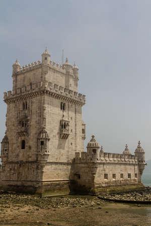 belem: Belem tower in Lisbon