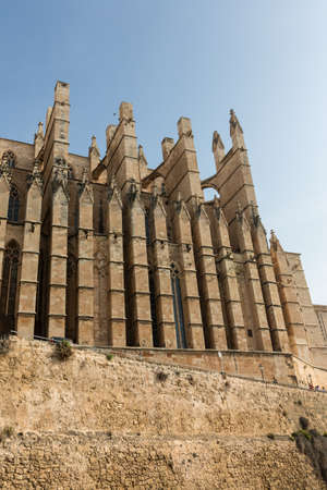 Dome of Palma de Mallorca, Spain photo