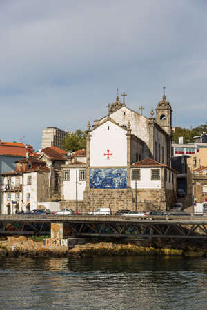 View of Porto city at the riverbank (Ribeira quarter) and wine boats(Rabelo) on River Douro(Portugal), a UNESCO World Heritage City. Stock Photo - 16807462