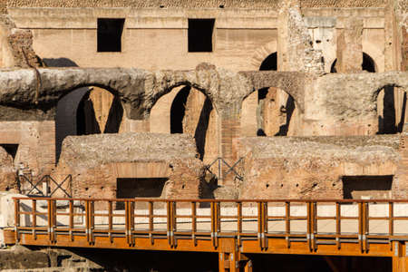 Colosseum in Rom, Italien photo