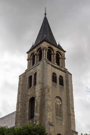 Paris, St Germain des Pres Church Stock Photo - 16780852