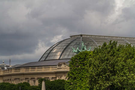 Grand Palais in Paris, France photo