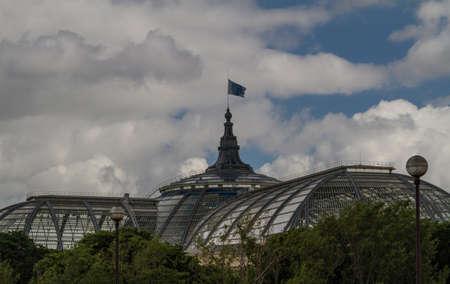palais: Grand Palais in Paris, France