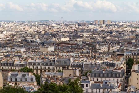 View on Paris Stock Photo - 16804421