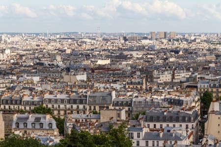 View on Paris Stock Photo - 16804421