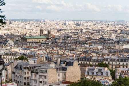 View on Paris Stock Photo - 16805458