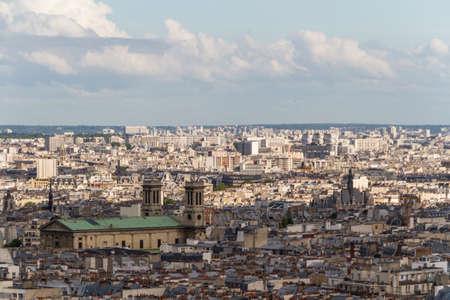 View on Paris Stock Photo - 16790459