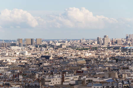 View on Paris Stock Photo - 16786034