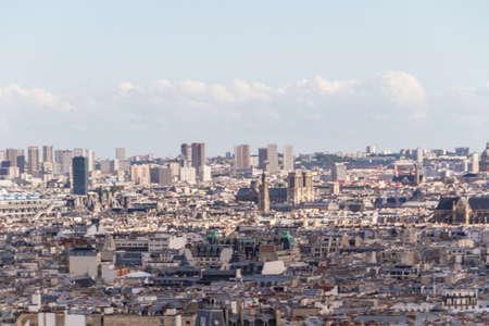 View on Paris Stock Photo - 16780043