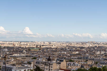 View on Paris Stock Photo - 16781100