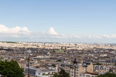 View on Paris Stock Photo - 16785575