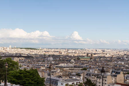 View on Paris Stock Photo - 16781097
