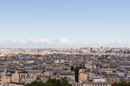 View on Paris Stock Photo - 16779836
