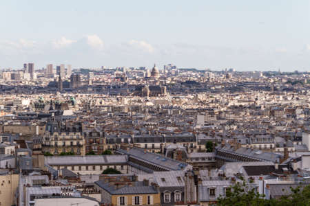 View on Paris Stock Photo - 16785753