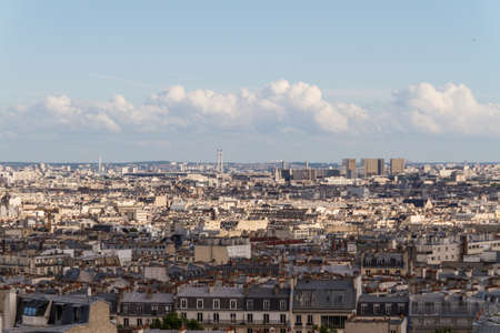 View on Paris Stock Photo - 16793020