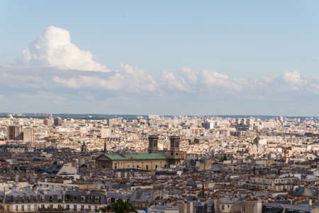 View on Paris Stock Photo - 16780663