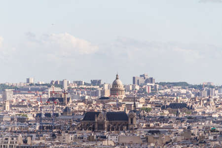 View on Paris Stock Photo - 16779785