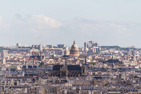 View on Paris Stock Photo - 16781108