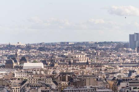 cite: View on Paris Stock Photo