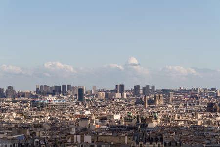 View on Paris Stock Photo - 16788401