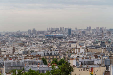 View on Paris Stock Photo - 16811224